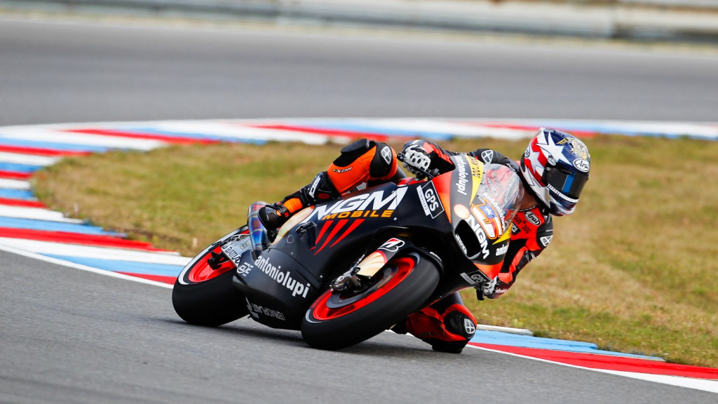 Colin Edwards, NGM Mobile Forward Racing, Brno QP