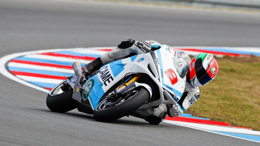 Danilo Petrucci, Came IodaRacing Project, Brno QP
