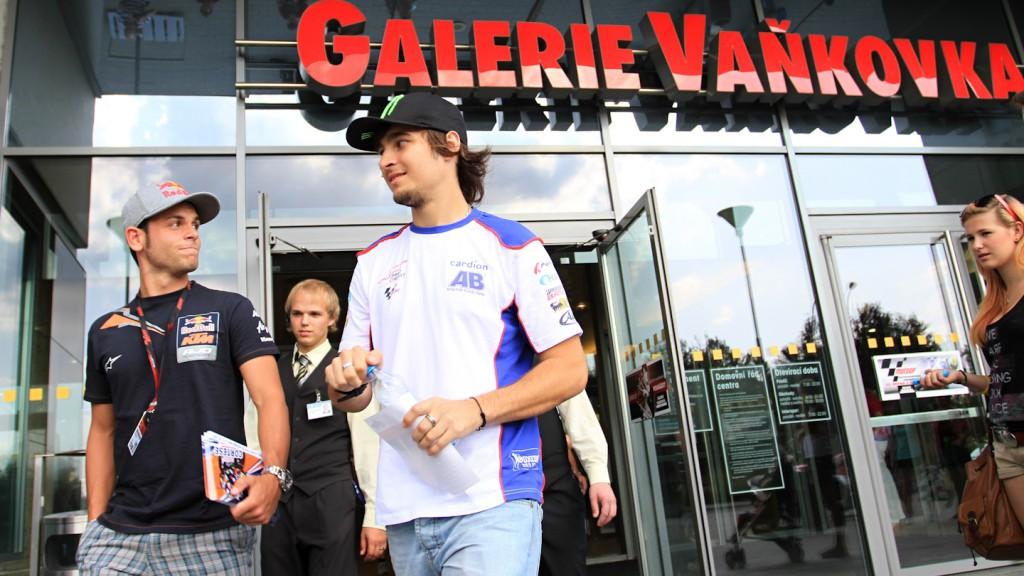 MotoGP Autograph Session, Vankovka Mall, Brno