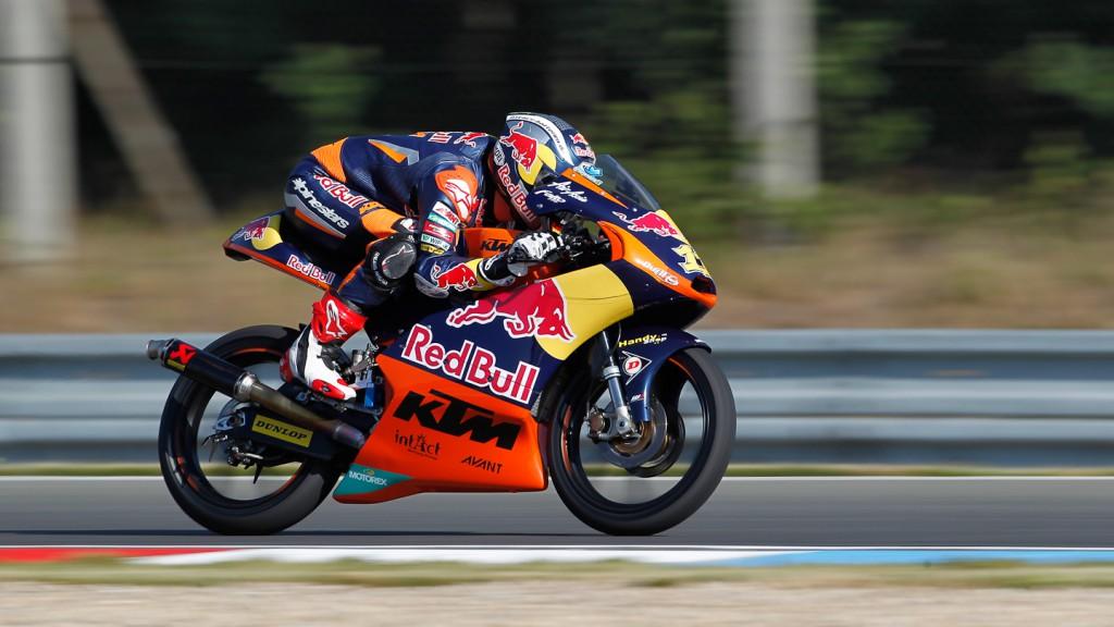 Sandro Cortese, Red Bull KTM Ajo, Brno FP3