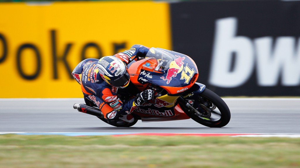 Sandro Cortese, Red Bull KTM Ajo, Brno QP