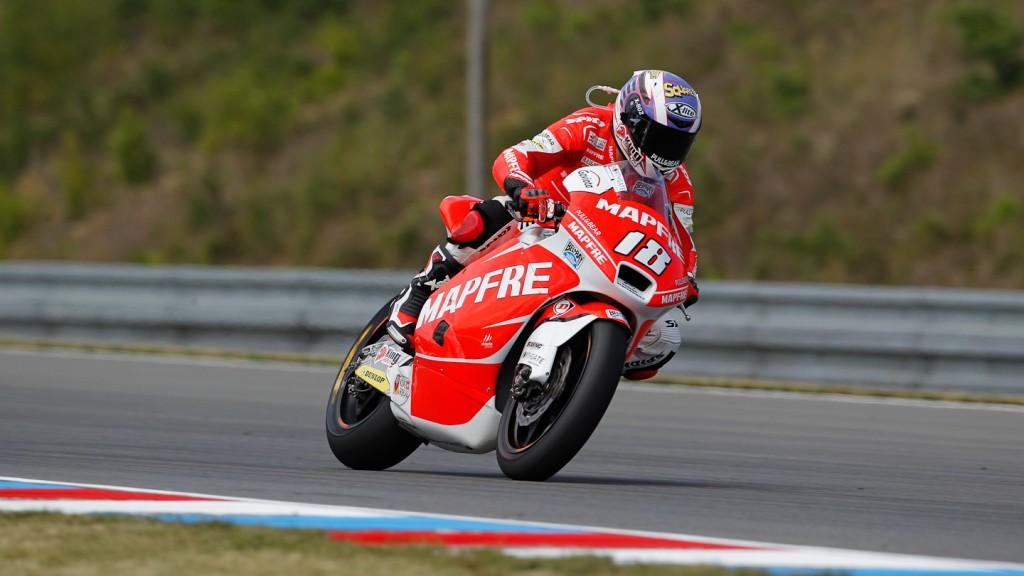 Nico Terol, Mapfre Aspar Team Moto2, Brno QP