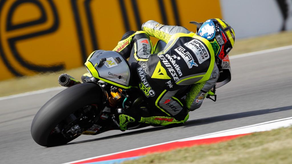 Andrea Iannone, Speed Master, Brno QP