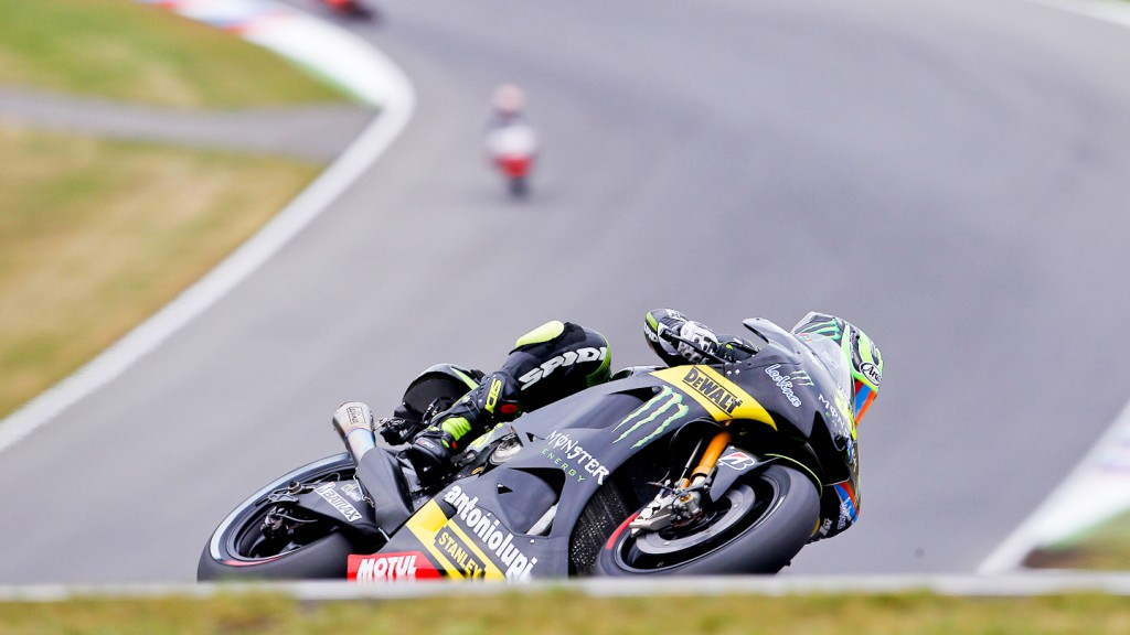 Cal Crutchlow, Monster Yamaha Tech 3, Brno QP