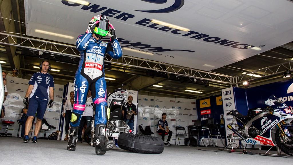 Aleix Espargaro, power Electronics Aspar, Brno QP