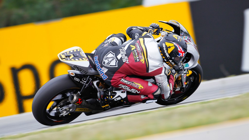 Scott Redding, Marc VDS Racing Team, Brno QP