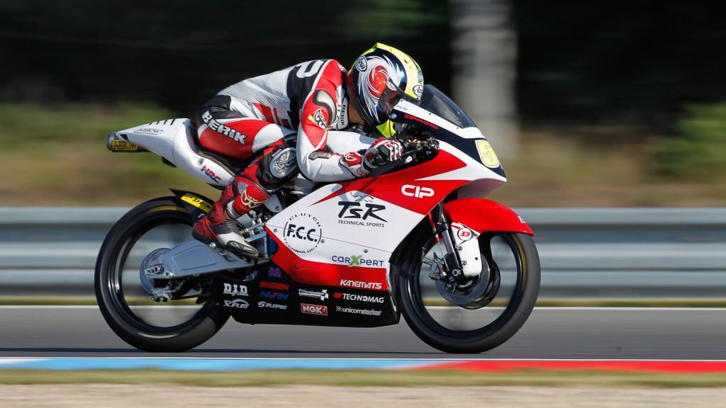 Kenta Fuji, Technomag-CIP-TSR, Brno QP