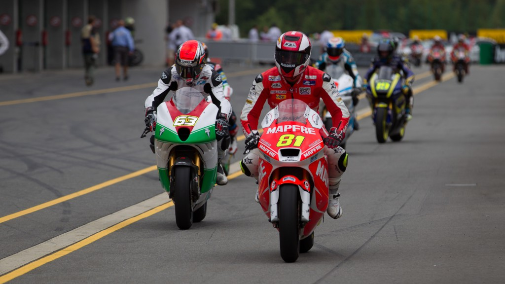 Jordi Torres, Mike Di Meglio, Mapfre Aspar Team Moto2, MZ Racing, Brno QP