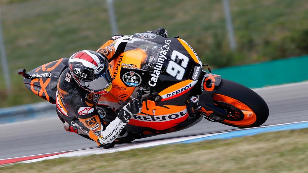Marc Marquez, Team CatalunyaCaixa Repsol, Brno FP3