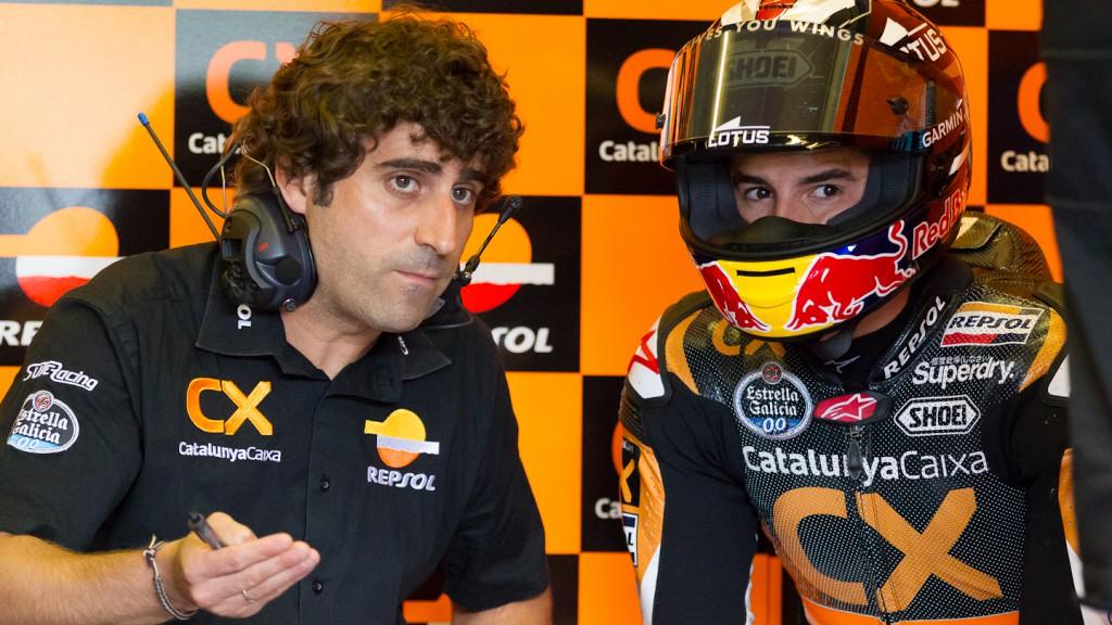 Marc Marquez, Team CatalunyaCaixa Repsol, Brno QP
