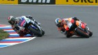 Pedrosa - Lorenzo Last Lap Battle at Brno