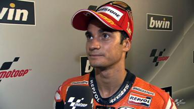Pedrosa closing the gap in the championship