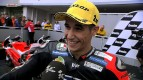 Brno 2012 - Moto3 - Race - Interview - Luis Salom