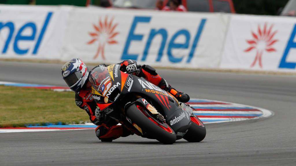 Colin Edwards, NGM Mobile Forward Racing, Brno RAC