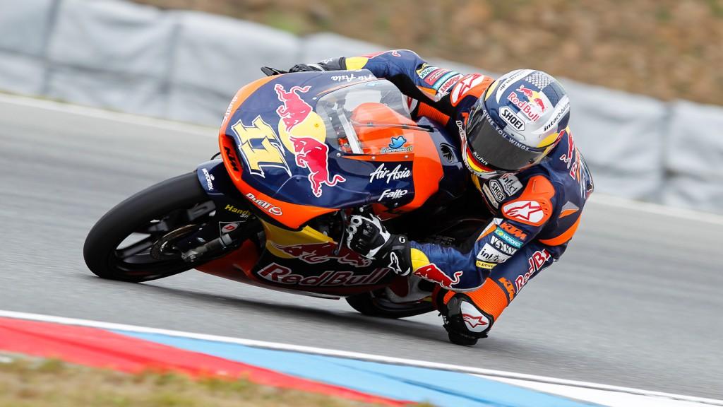 Sandro Cortese, Red Bull KTM Ajo, Brno RAC