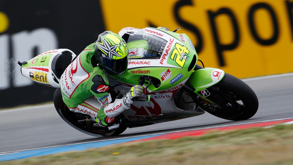 Toni Elias, Pramac Racing Team, Brno RAC
