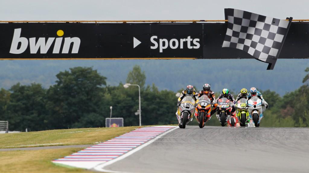 Moto2, Brno RAC