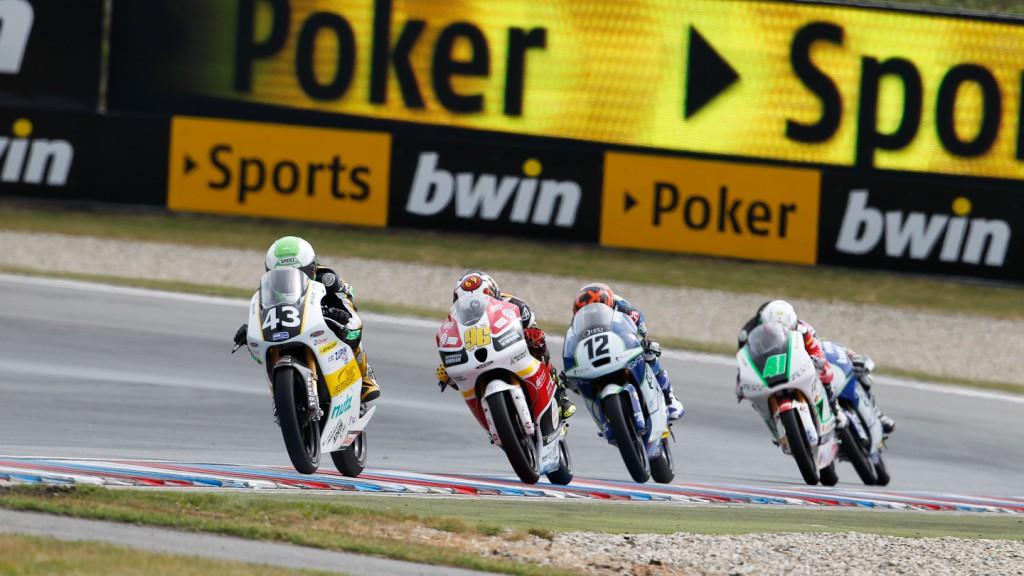 Moto3, Brno RAC