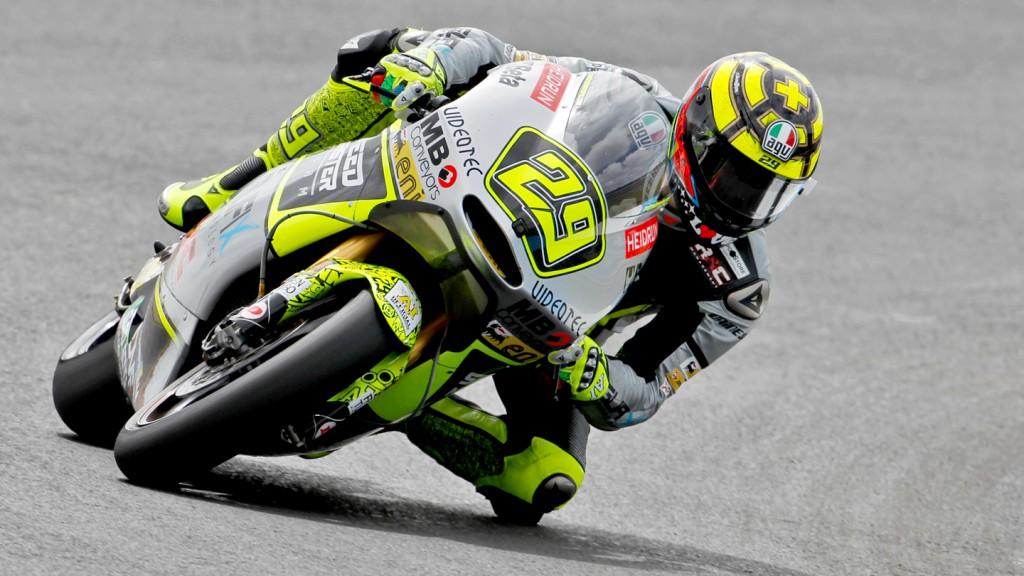 Andrea Iannone, Speed Master, Brno RAC