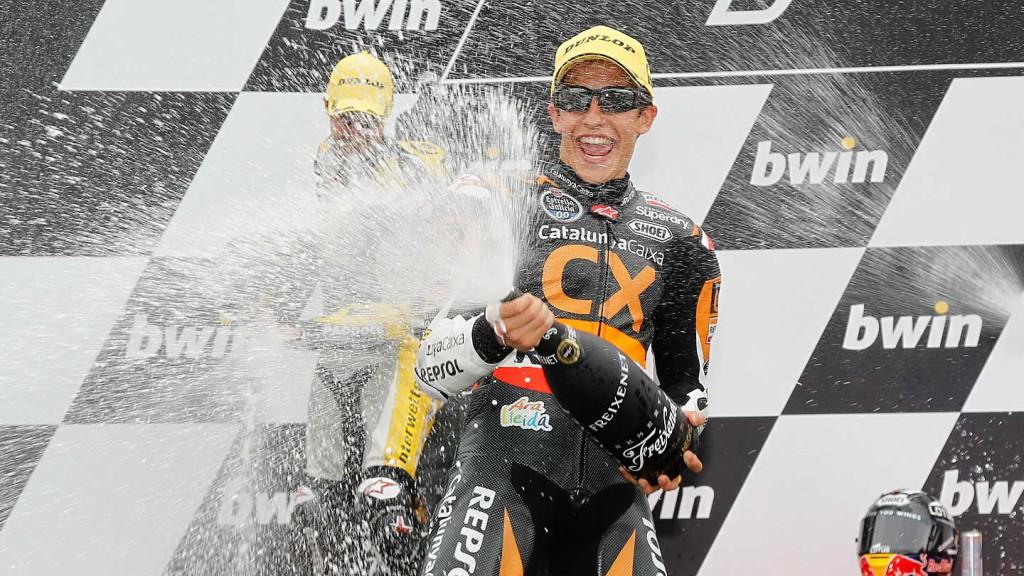 Marc Marquez, Team CatalunyaCaixa Repsol, Brno RAC