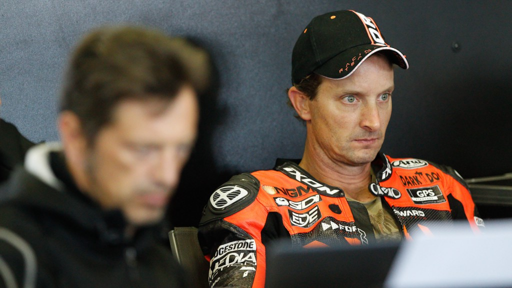 Colin Edwards, NGM Mobile Forward Racing, Brno Test