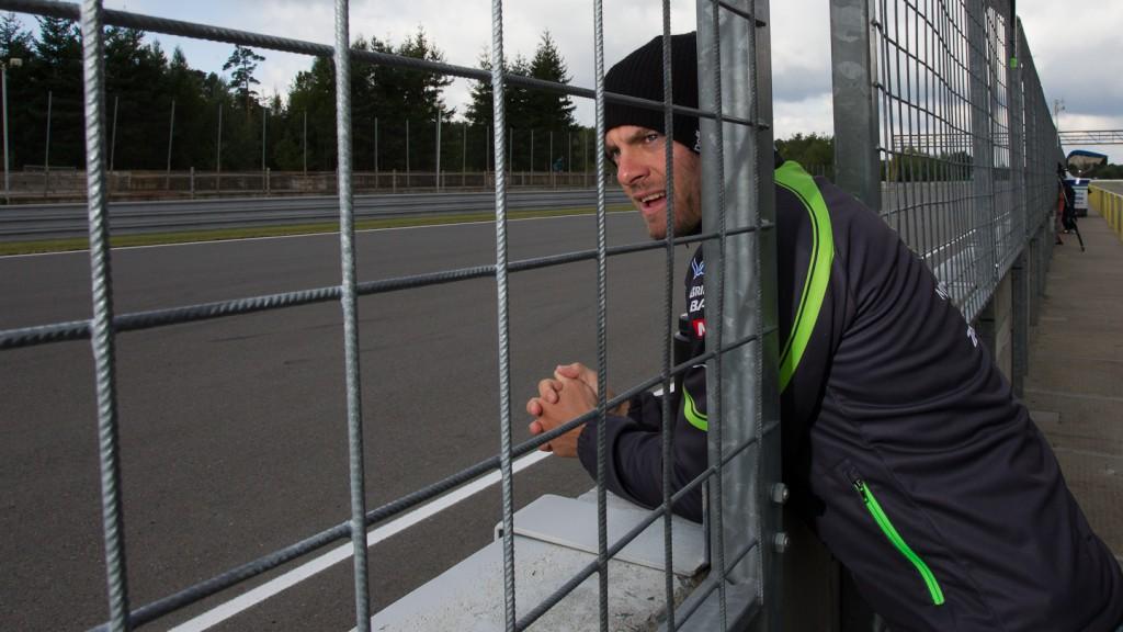 Cal Crutchlow, Monster Yamaha Tech 3, Brno Test