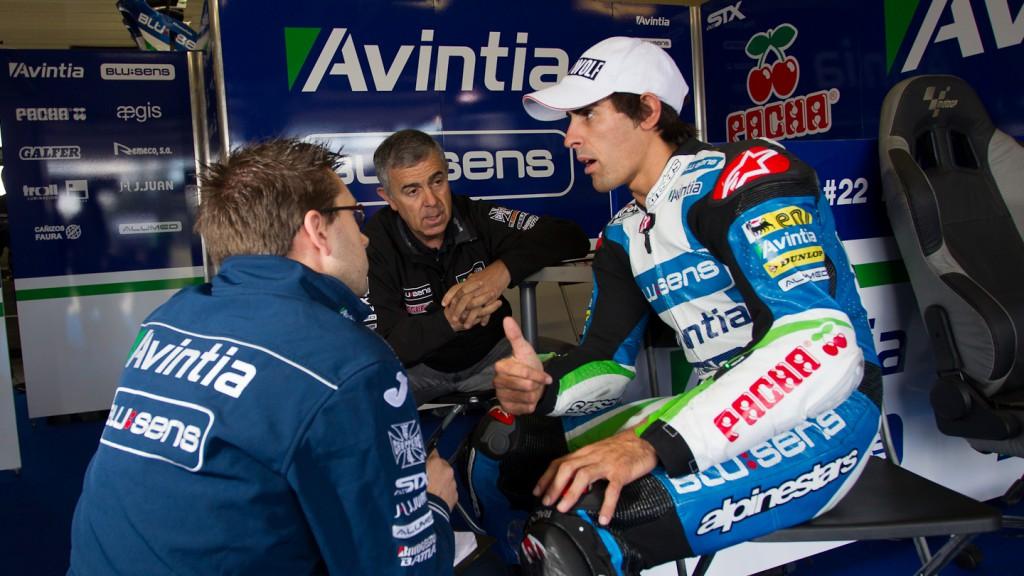 Julian Simon, Blusens Avintia, Brno Test