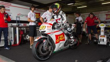 Loris Capirossi, Brno Test