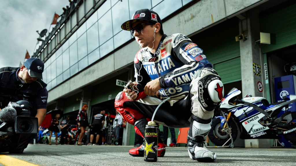 Jorge Lorenzo, Yamaha Factory Racing, Brno - © Copyright Alex Chailan & David Piolé