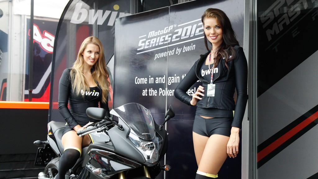 Paddock Girl, bwin Grand Prix Ceske Republiky