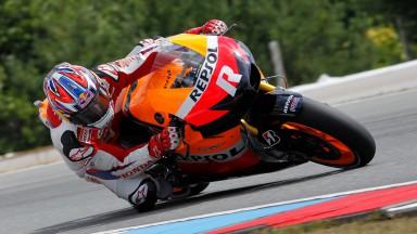 Jonathan Rea, Repsol Honda Team, Brno Test
