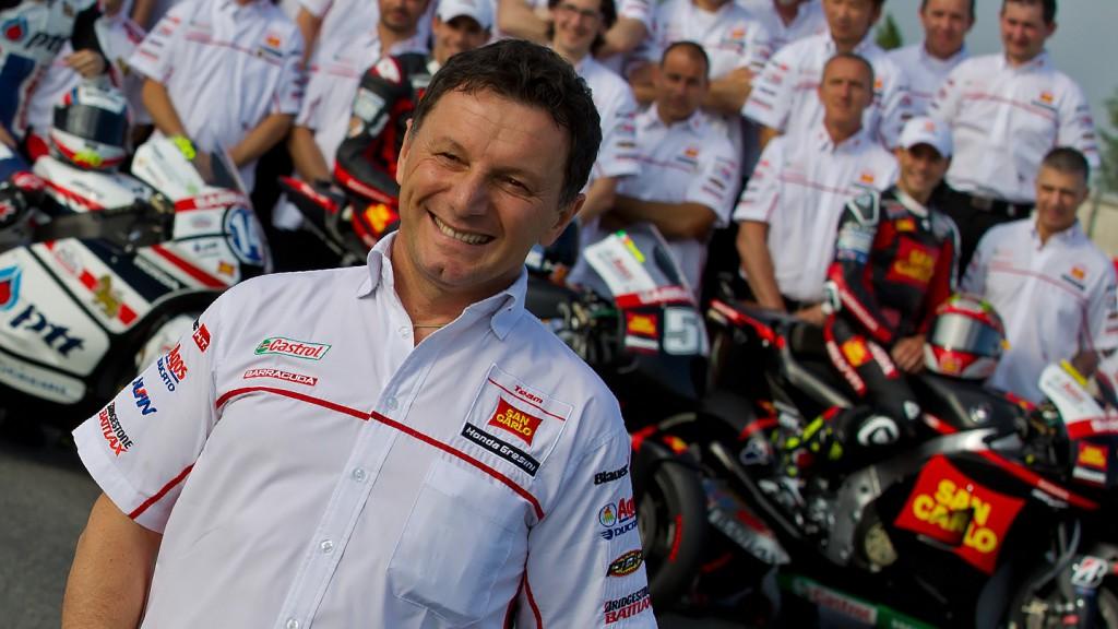 Fausto Gresini, San Carlo Honda Gresini