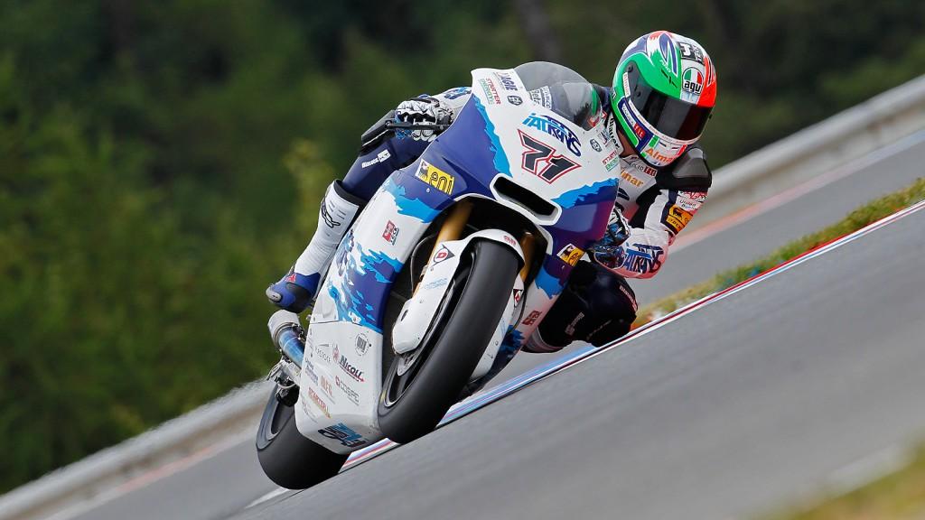 Claudio Corti, Italtrans Racing Team, Brno RAC