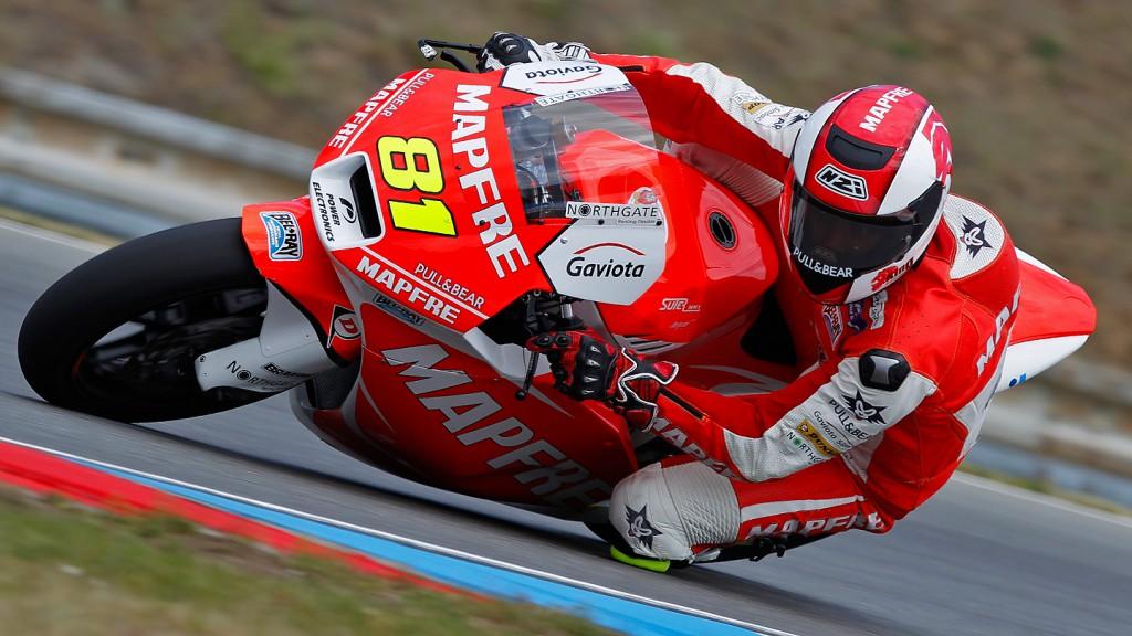 Jordi Torres, Mapfre Aspar Team Moto2, Brno RAC