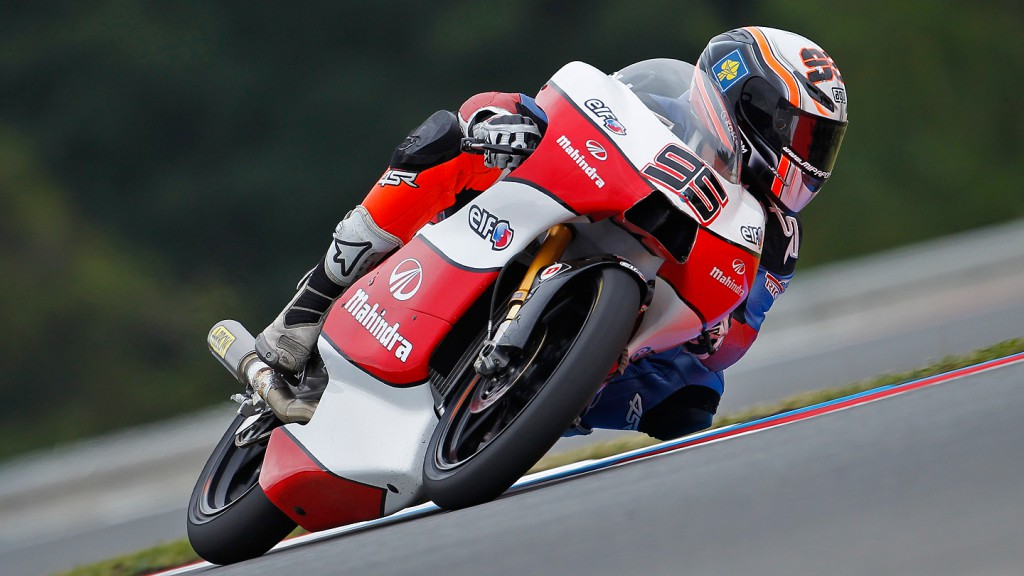 Miroslav Popov, Mahindra Racing, Brno RAC