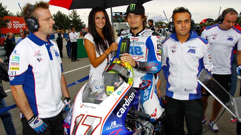 Karel Abraham, Caqrdion AB Motoracing, Brno RAC