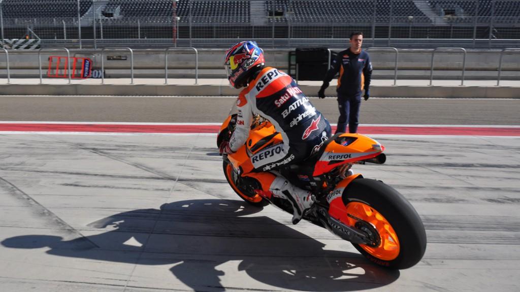 Jonathan Rea, Respol Honda Team - Aragon MotoGP Test