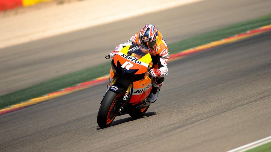 Jonathan Rea, Repsol Honda Team - Aragon MotoGP Test