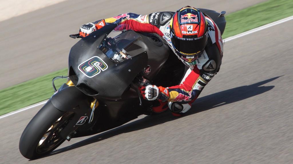 Stefan Bradl, LCR Honda MotoGP - Aragon MotoGP Test