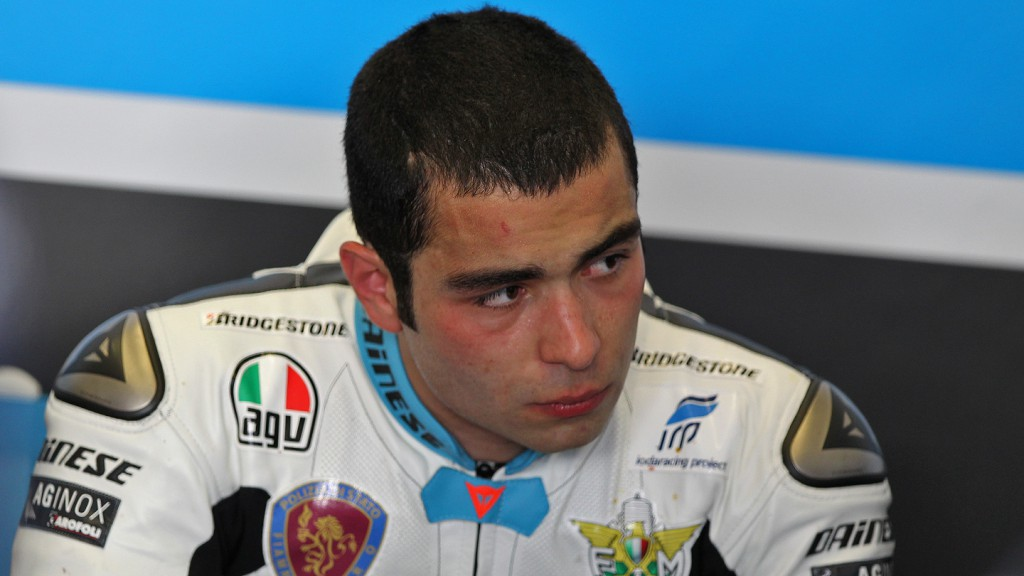 Danilo Petrucci, Came IodaRacing Project, Box