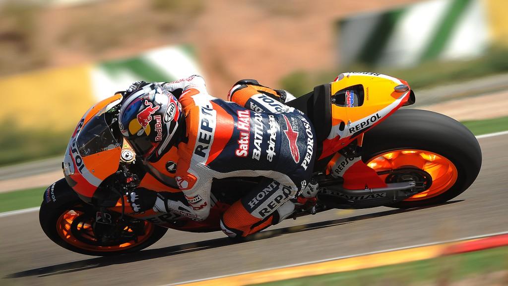 Dani Pedrosa, Repsol Honda Team - Aragon MotoGP Test
