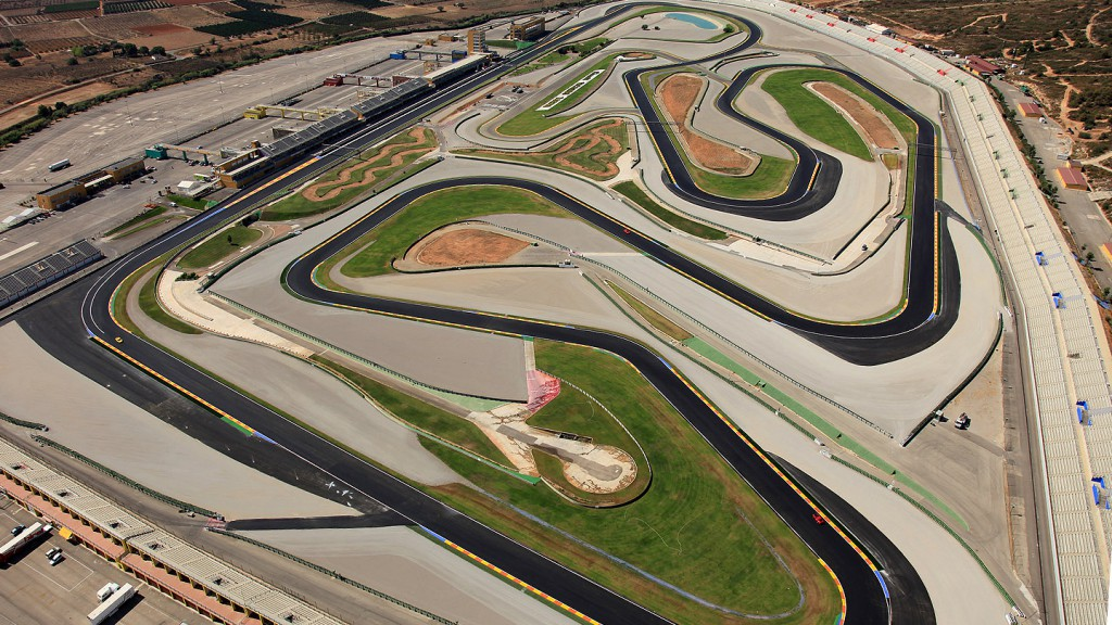 Circuit Ricardo Tormo de la Comunidad Valenciana