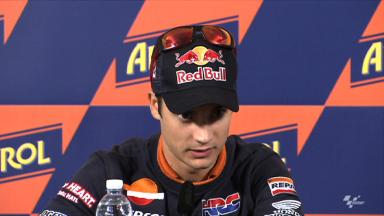 Pedrosa looking for third win in a row