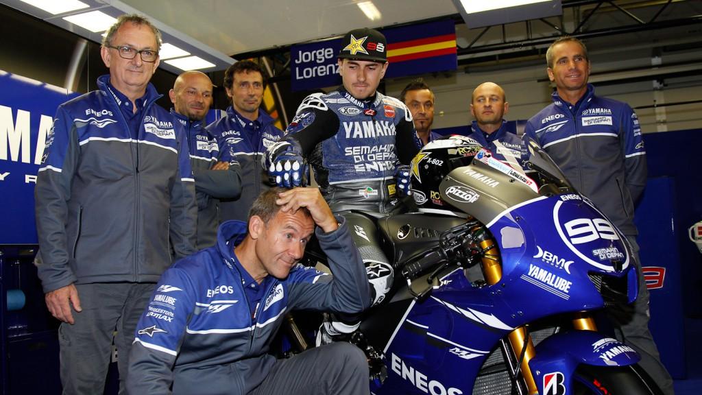 Jorge Lorenzo, Yamaha Factory Racing, Misano