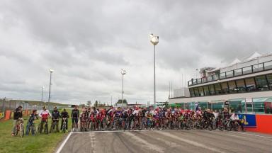Marco Simoncelli Tribute Lap, Misano Circuit
