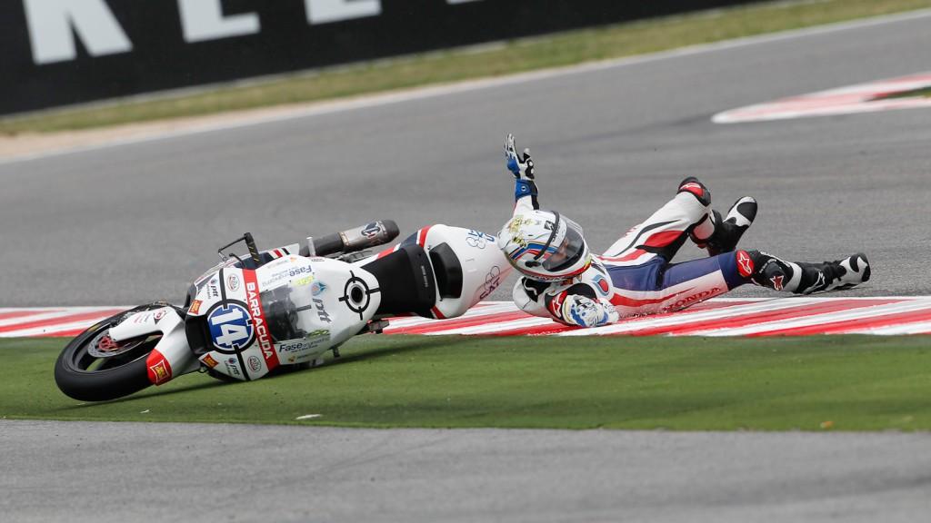 Ratthapark Wilairot, Thai Honda PTT Gresini Moto2, Misano FP1