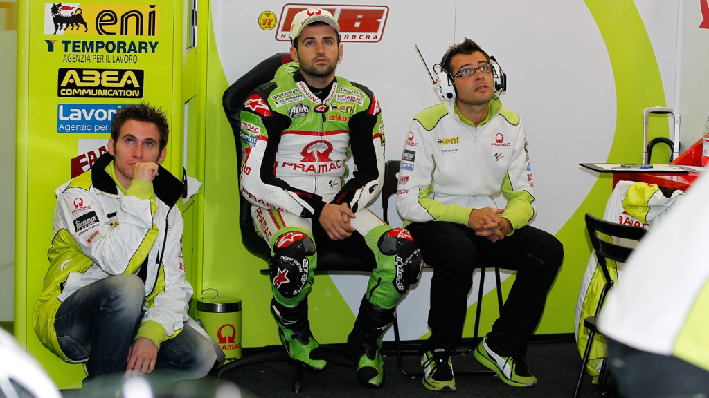 Hector Barbera, Pramac Racing Team, Misano