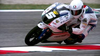 Misano 2012 - Moto3 - FP2 - Highlights