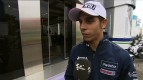 Salom impressed by first day in MotoGP