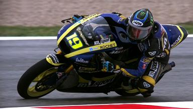 Misano 2012 - Moto2 - FP2 - Highlights